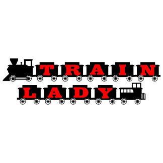 Train Lady 3