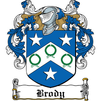 Brody Coat of Arms