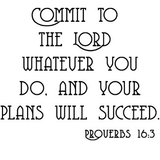 Commit to the Lord