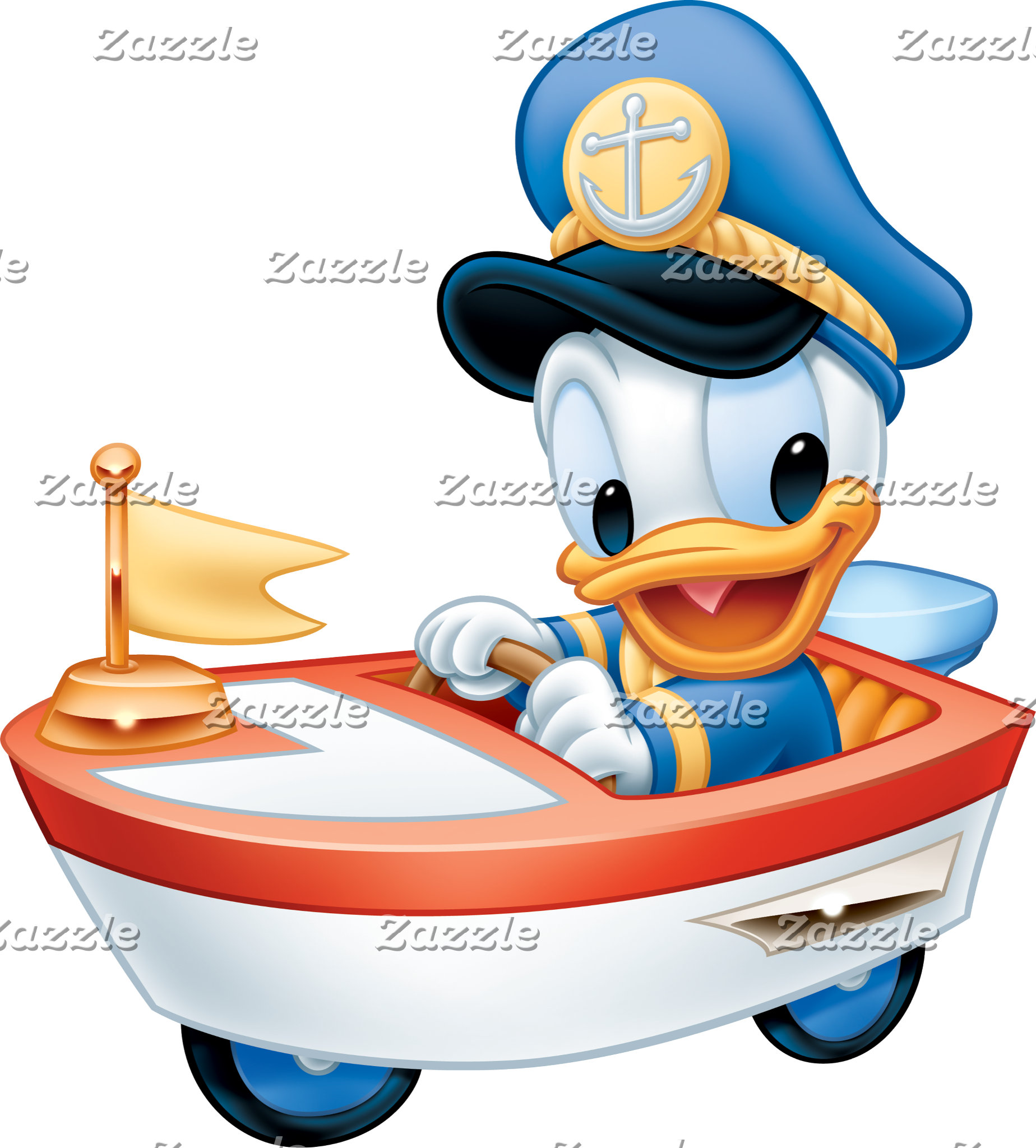 Donald Duck | Boat Baby