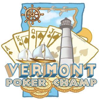 Vermont Poker Champion