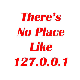 Theres No Place like 127001 red