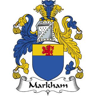 Markham Family Crest