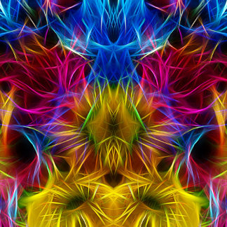 Abstract Digital Art Cases