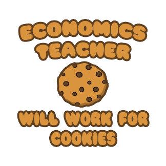 Economics Teacher  .. Will Work for Cookies