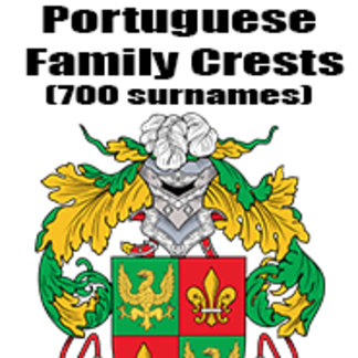 Portuguese Family Crests