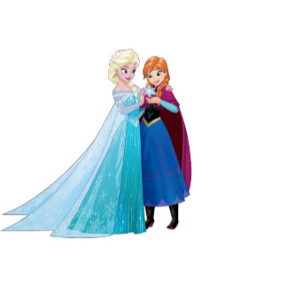 Elsa and Anna - Sisters Shine Together