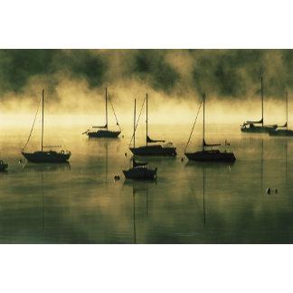 USA, Colorado, Lake Dillon.  The early morning