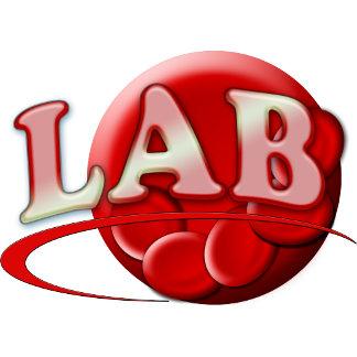 RBC LAB- LABORATORY SWOOSH LOGO