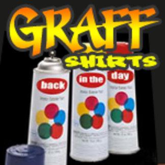 Graffiti t shirts | Graff shirts | Street Art tees