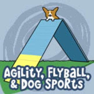 Agility, Flyball, Disc Dog, Herding