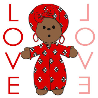 Love - African Doll