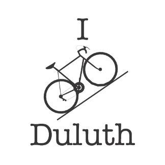 Biking Duluth