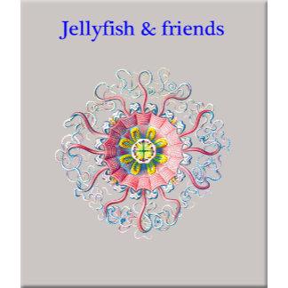 Jellyfish & Friends