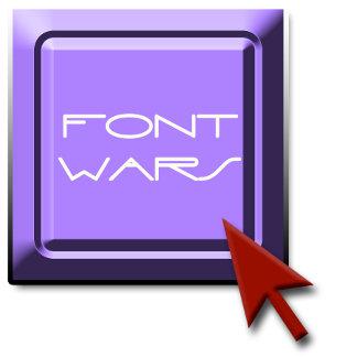 Font Wars