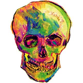 Pop Art Skull