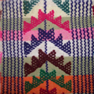Vintage Embroidered Pattern