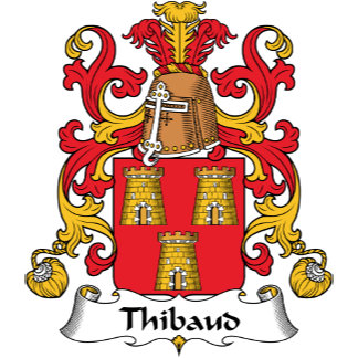 Thibaud Family Crest