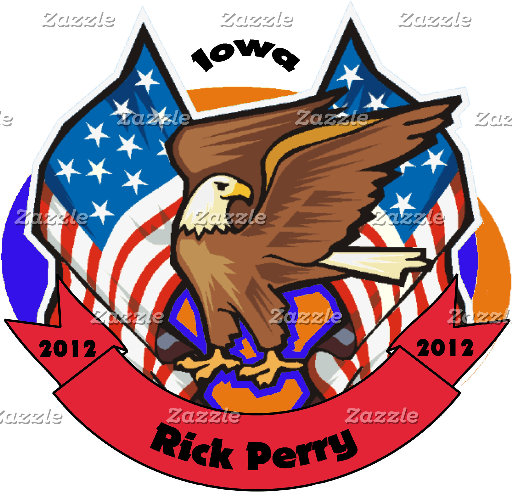 Iowa for Rick Perry