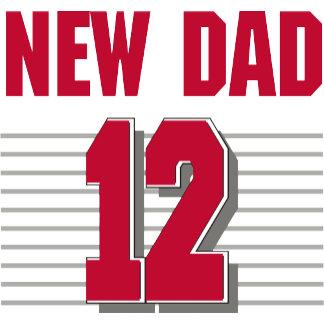 New Dad 2012 T-Shirts
