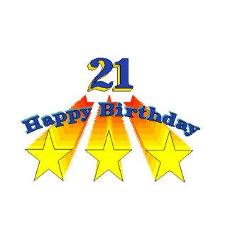 Happy Birthday 21-year-old