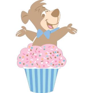 Boo Boo Cupcake