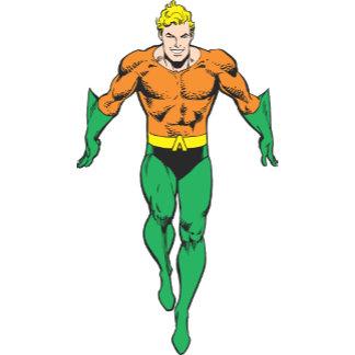 Aquaman Runs