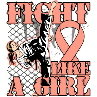 Endometrial Cancer Fight Like A Girl Kick.png