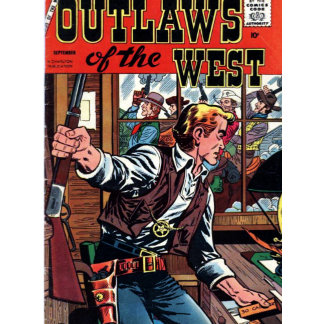Cowboy Comic Books