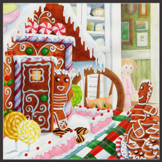 Gingerbread Surprise