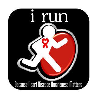 i Run Because Heart Disease Matters