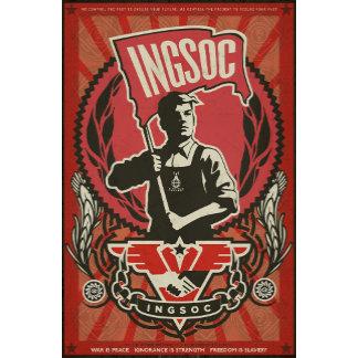 1984 Propaganda Shirts
