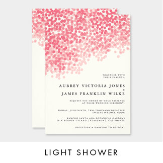 Light Shower Collection