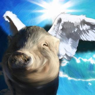 "Pig ""Angel Pig"""
