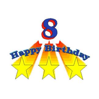 Happy Birthday 8-year-old