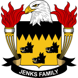 Jenks Coat of Arms