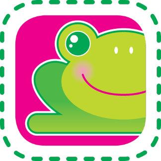 Kawaii frog