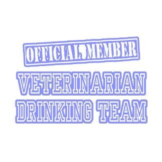 Veterinarian Drinking Team