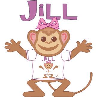 Little Monkey Jill