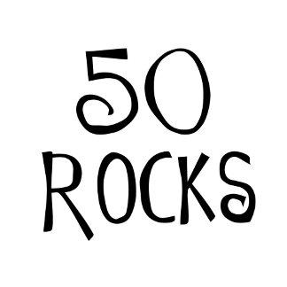 50th birthday ROCKS