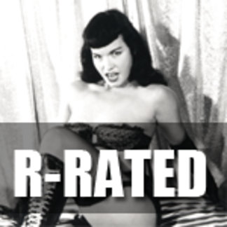 Bettie Page R-Rated Images