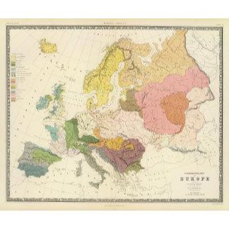 Ethnographic, Europe