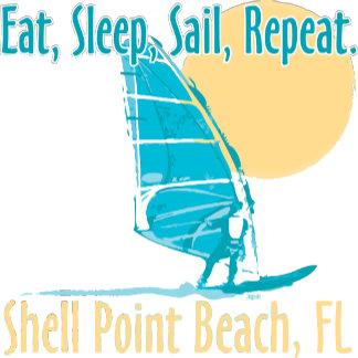 Eat, Sleep, Sail Repeat