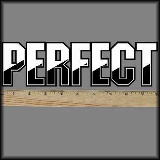 Perfect Ten - 10 Inch Ruler