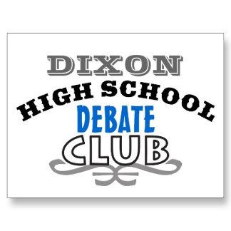 High School Club - Debate