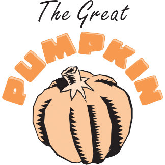 The Great Pumpkin Maternity T-Shirt Gift Cards