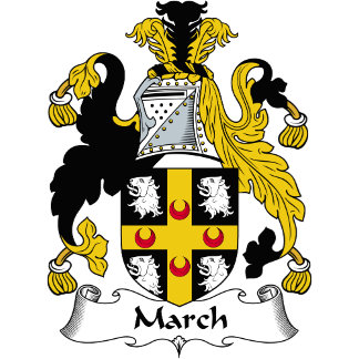 March Family Crest
