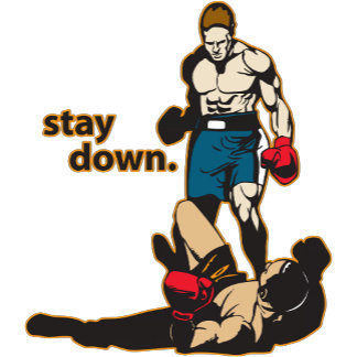 Stay Down Boxing