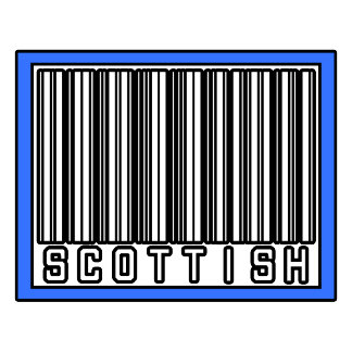 Barcode Scottish