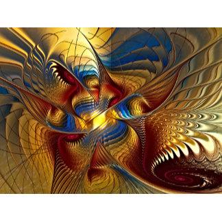 Golden Damcing Dragon